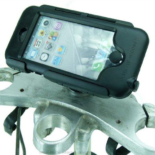 iPhone 5 Tough Case Motorcycle Yoke Nut Cap Mount 40 (sku 16667)