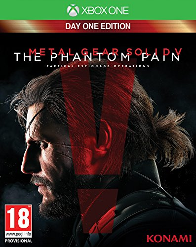 Metal Gear Solid V (5): The Phantom Pain - Day 1 Edition /xbox One