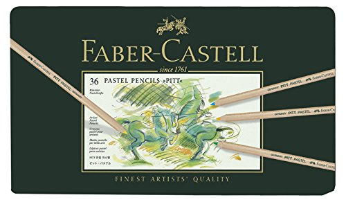 faber-castel-fc112136-pitt-pastel-pencils-in-a-metal-tin-36-pack-assorted