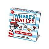 Paul Lamond where's Wally Board Game