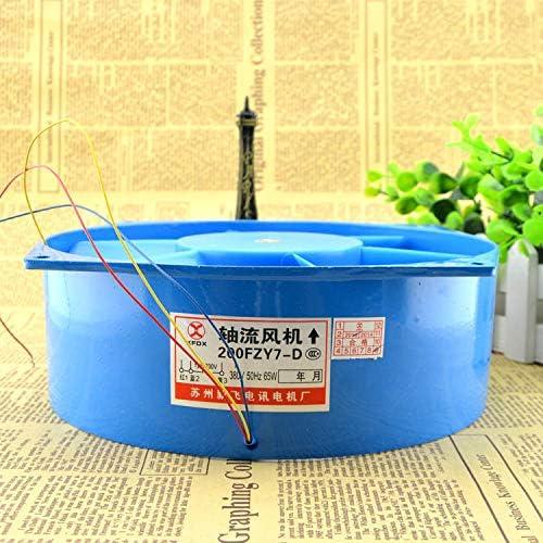 Cytom axial Fan 200FZY7-D 380V Fan Electric Welding Fan Aluminum Shell Copper