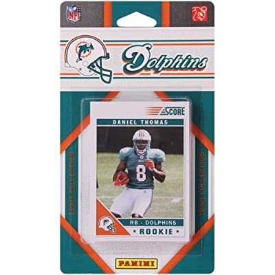 Panini Miami Dolphins 2011 Team Collection Trading Card Set