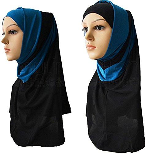 Hot Sell Muslim Women Sports Hijab Scarf Stylish Cap ...