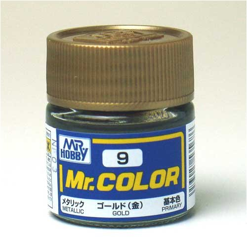 Mr.カラー C9 ゴールド