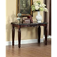 247SHOPATHOME Idf-4292EX-S, sofa table, Espresso
