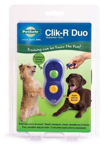 Пульт для дрессировки Petsafe Clik-R® Duo
