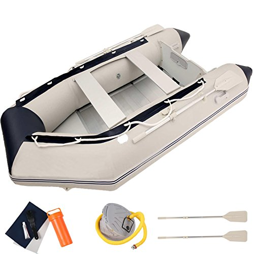9.8 ft Inflatable Boat, 3-4 Person Inflatable Yacht, used for sale  Delivered anywhere in USA