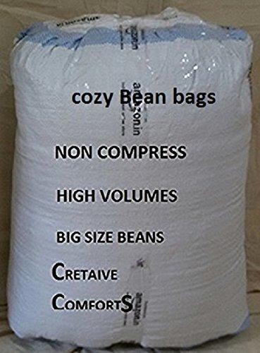 Fine Cozy Bean Bag Refill 1000 Gm 100 Gm White Evergreenethics Interior Chair Design Evergreenethicsorg