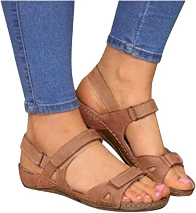 Orthopedic Toe Wedge Sandals