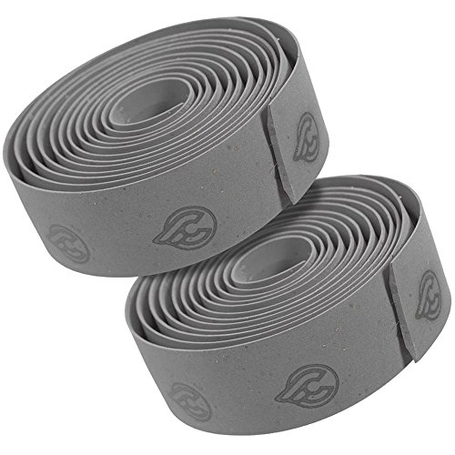 Cinelli Cork Ribbon Handlebar Tape, Gray