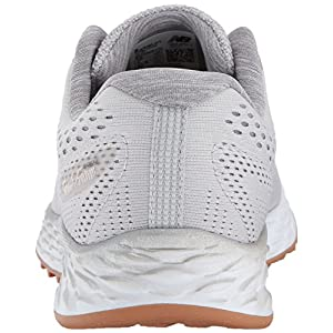 New Balance Women's Fresh Foam Arishi v1 Running Shoes, Light Grey, 12 D US