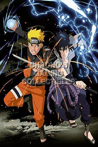 Amazon.com: CGC enorme cartel – Naruto Shippuden Anime ...