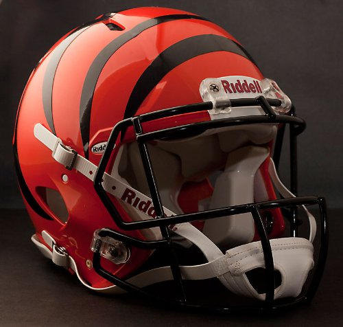 NFL Cincinnati Bengals Speed Authentic Football -