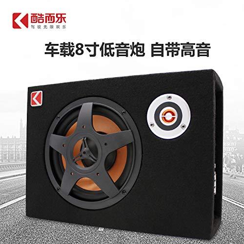 xingganglengyin 8-inch car Audio subwoofer Ultra-Thin Square high-Power car Speaker by xingganglengyin (Image #5)