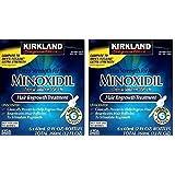 Kirkland eAEihz Minoxidil 5 percent Extra Strength Hair Regrowth for Men, 12 Months