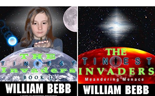 The Tiniest Invaders (2 Book Series)