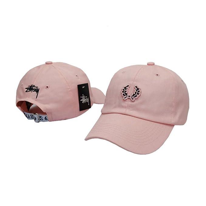 7ecf6ef1169 Luolikong-PP Unisex Adjustable Leisure Baseball Hat STUSSY Snapback Dual  Colour Cap  Amazon.ca  Clothing   Accessories