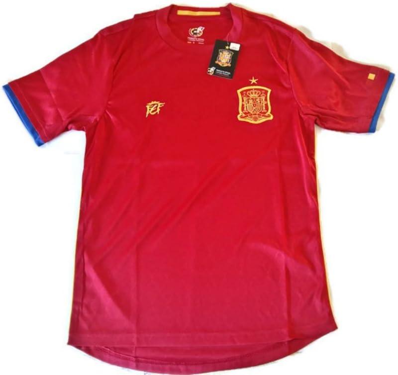 original Camiseta Selección Española Oficial Eurocopa 2016 - Talla ...