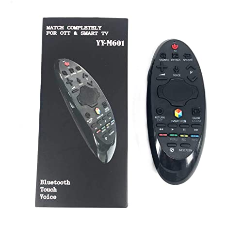 Amazon com: Replacement YY-M601 Voice Touch Bluetooth Remote