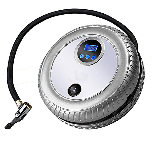 12V Tyre Compressor Reviews - 8
