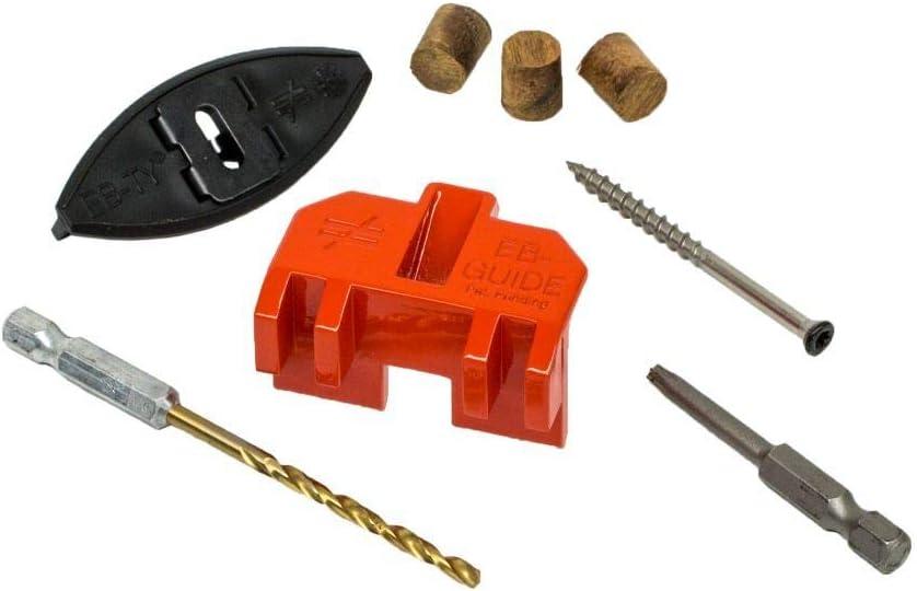 EB-TY Premium Hidden Deck-Fasteners-EB14WDR175-7 x 2-1/4