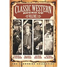 Classic Western Round-Up, Vol. 1