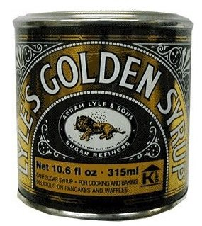 Lyle's Golden Syrup, 16-Ounce Tins (Pack of 4) ()