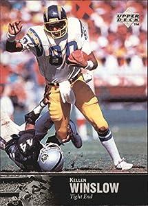 1997 Upper Deck Legends #68 Kellen Winslow Card
