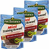3-PACK Training Reward Treats – BEEF Review