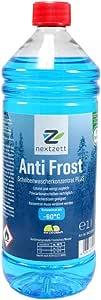 nextzett 94252015 Anti-Frost Winter Windshield Washer Fluid Concentrate - 33.8 oz