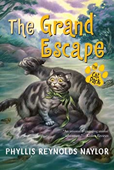 The Grand Escape 0689874073 Book Cover