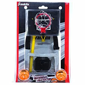 Franklin Sports Dispara N Score-Mochila Deportes Baloncesto de la clavada