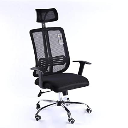 Amazon.com: Ybriefbag Office Desk Chair Mesh Office Chair Ergonomic ...