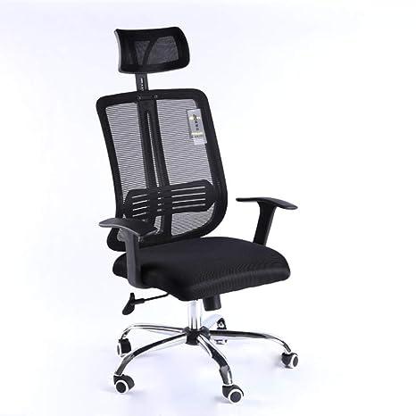Amazon.com: Silla de oficina reclinable y ejecutiva, silla ...