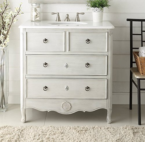 Collection Daleville Bathroom Hf081 Ck Distressed Benefits