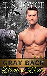 Gray Back Broken Bear (Gray Back Bears Book 4)