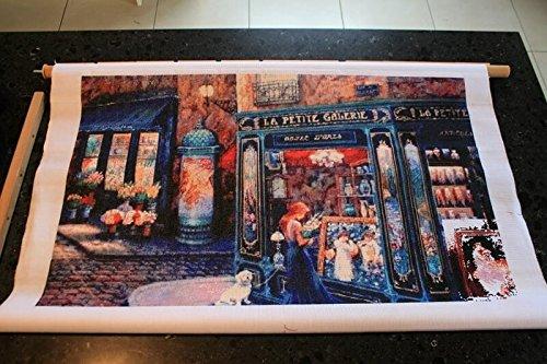 14ct 400x299 Stitch The Wedding Shop Cross Stitch Kits 82x64cm Cross Stitch Kits