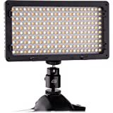 LED-5700T 240 LED Variable-Color On-Camera Light