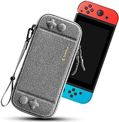 tomtoc Funda Ultra Delgada para Nintendo Switch, Patente Original ...