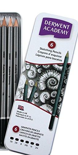 Derwent Academy Sketching Hardness 2301945