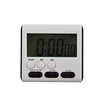 Eagohom timer da cucina digitale, timer per cucina con grande ...