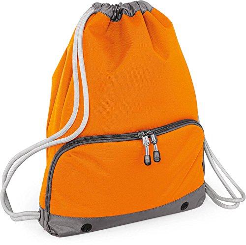Orange Orange BagBase Gymsac Athleisure Orange BagBase Gymsac Athleisure BagBase Athleisure Gymsac qxRvCa