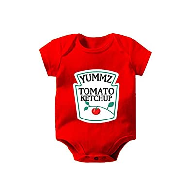 ba4488e433f83 culbutomind Yummz Tomato Ketchup Yellow Mustard Red and Yellow ...