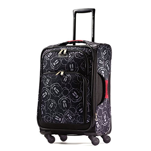 (American Tourister 21 Inch, Mickey Mouse Pants)