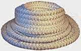 Fiberglass Boiler Rope, 3/8'' Round x 50ft Roll