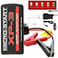 Antigravity Batteries Micro Start XP-3 400 Amp Lithium Portable 8000 mAh Car Jump Starter, Power Bank, Flashlight