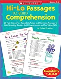 Hi-Lo Passages to Build Comprehension, Michael Priestley, 043954887X