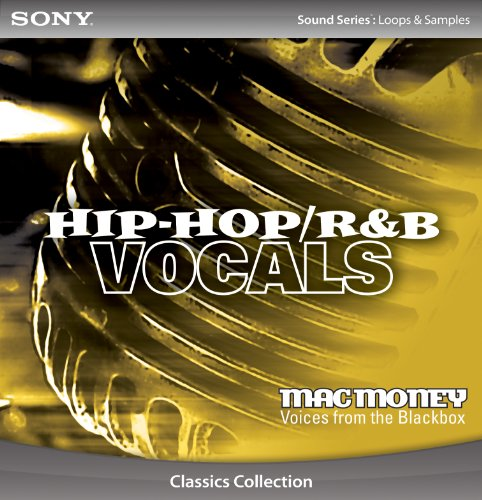 Mac Money: Hip-Hop/R&B Vocals [Download] by Sony