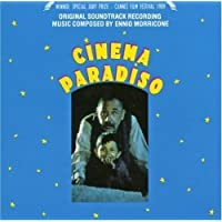 Cinema Paradiso Recording