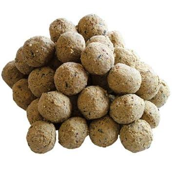 Lot de 150 Boules de Graisse - sans Filet  Amazon.fr  Animalerie f8f48ee901ed